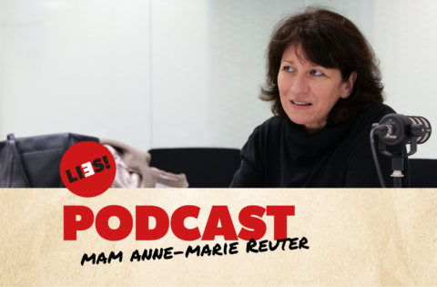 Podcast Anne-Marie Reuter