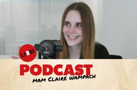 Podcast Claire Wampach (cloevonvan)