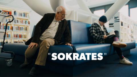 """#liesenassgesond Episod 1 – """"Sokrates"""""""
