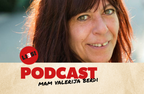 Podcast Valerija Berdi
